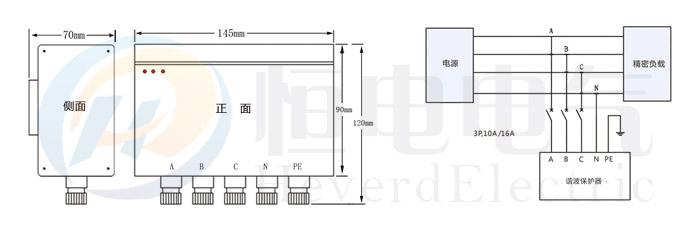 谐波问题电网电容起火hd1000系列谐您的安全管家heverdin